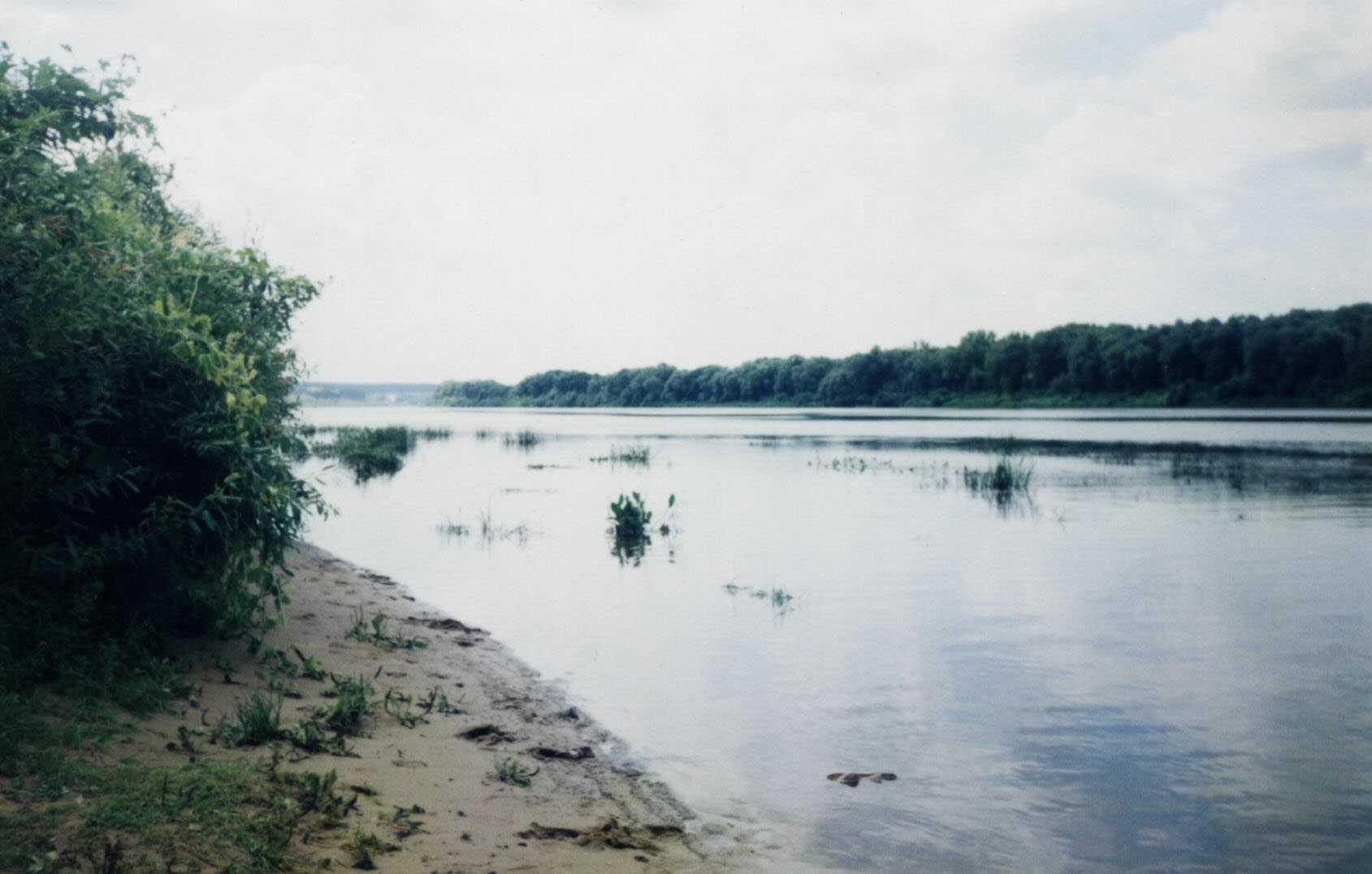 рыболовные места на оке в тульской